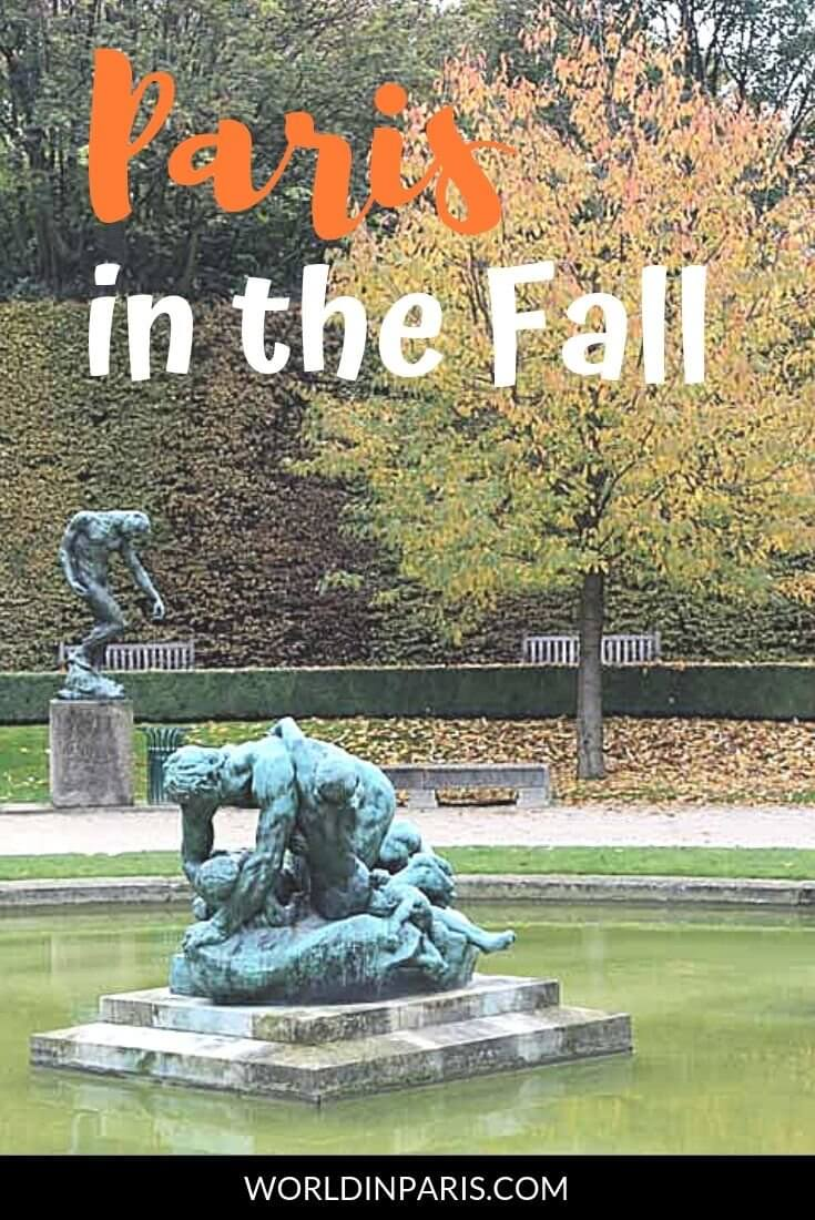 Check our Fall in Paris Bucket List, with the best things to do in Paris in the fall