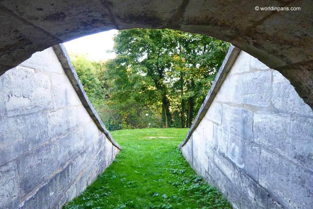 Reservoir - Aqueduct de Louveciennes