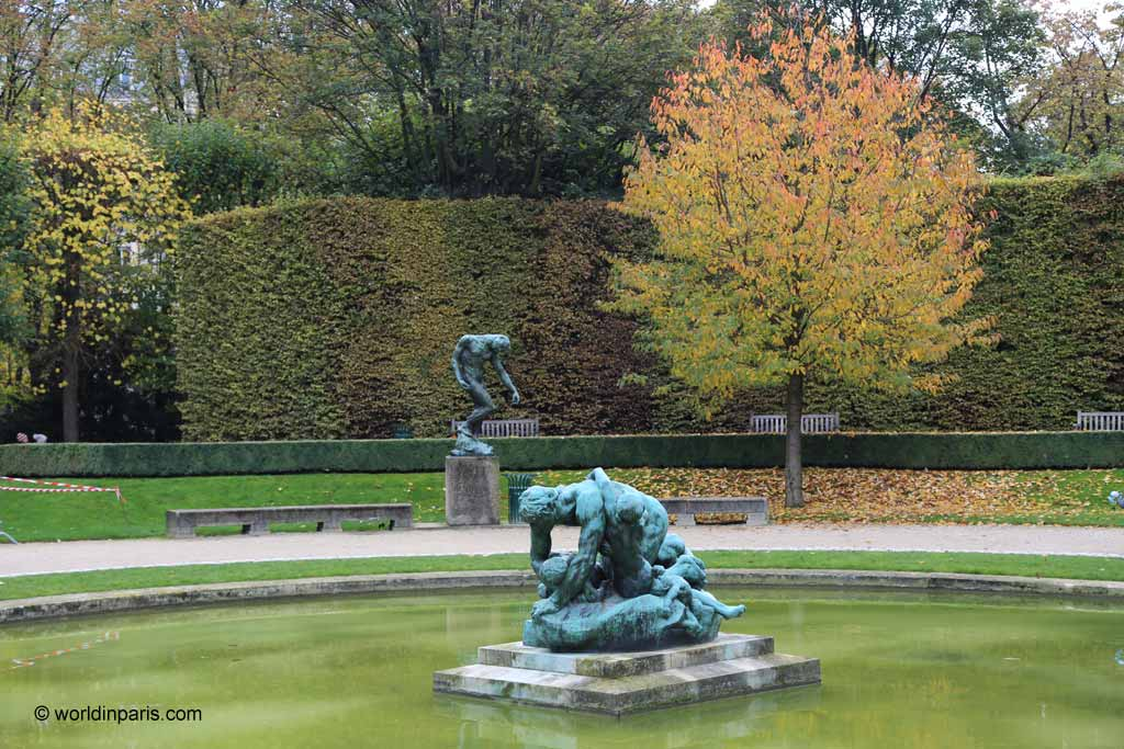 Gardens Rodin Museum