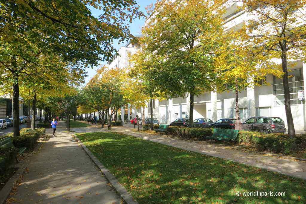 Promenade Plantée - Allée Vivaldi