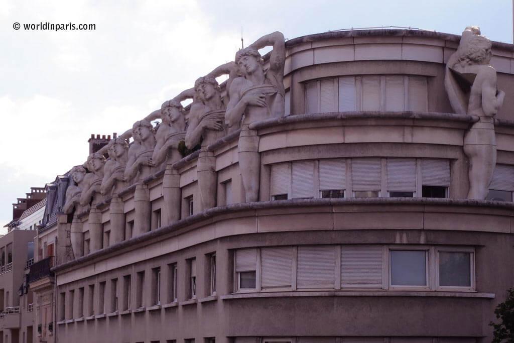 Promenade Plantée - Architecture