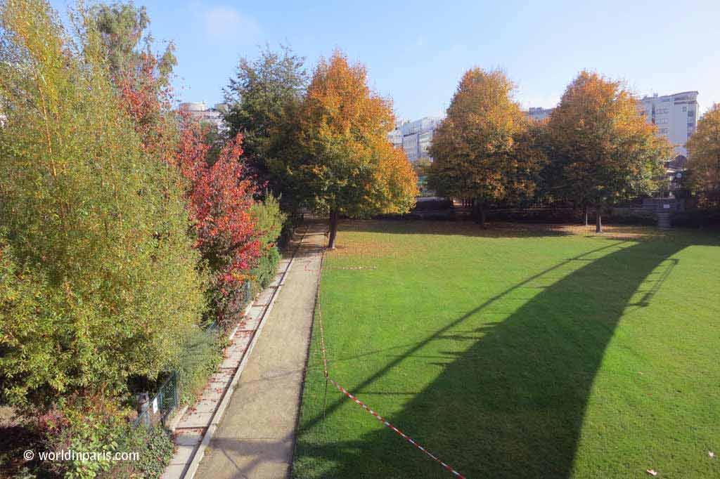 Promenade Plantée - Jardin de Reuilly