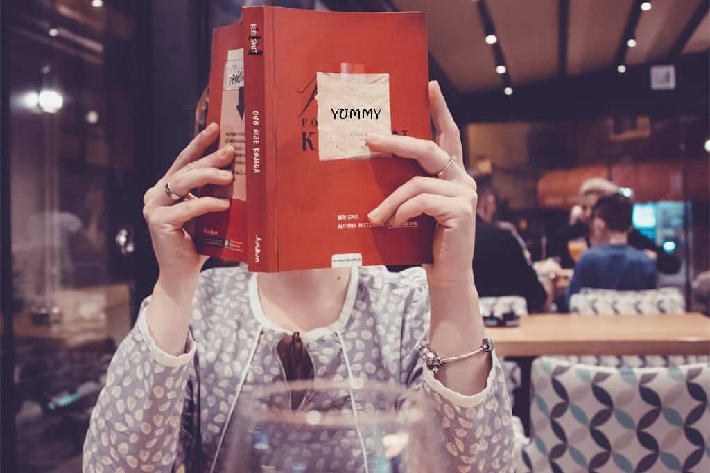 Books About Paris Food