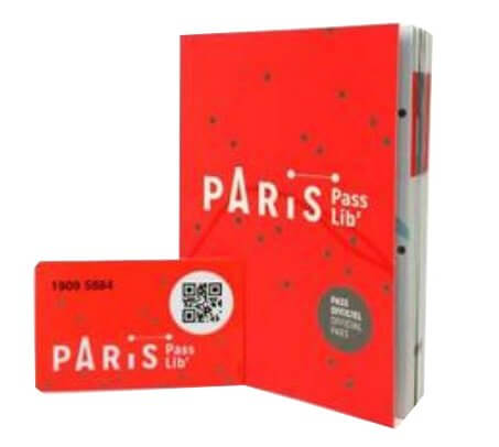 Paris Pass Lib