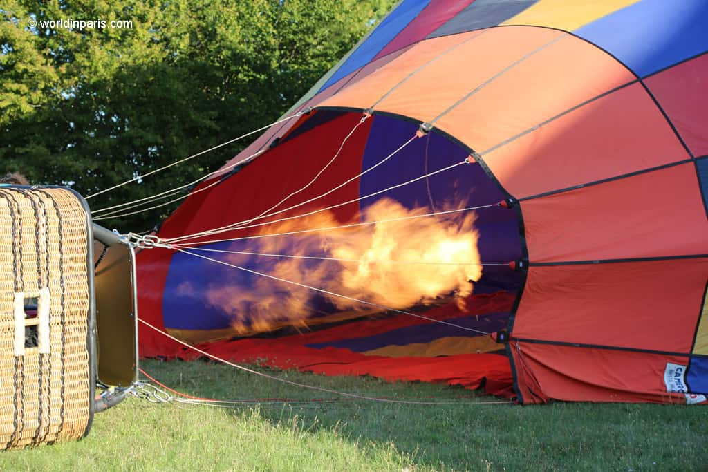 Hot Balloon Ride - How does it Work
