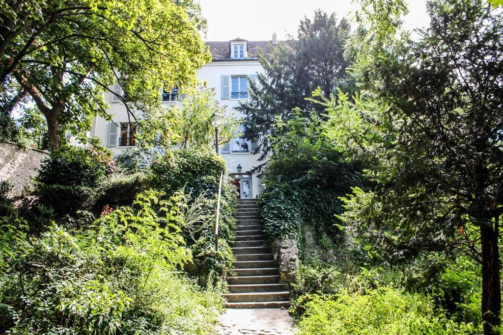 Montmartre Museum Paris
