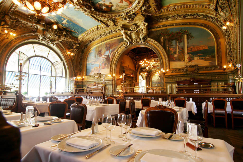 Le Train Bleu - Paris