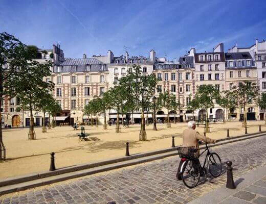 Place Dauphine - Paris