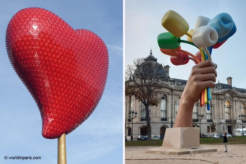 Romantic Selfies in Paris