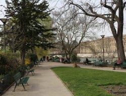 Square du Vert Galant - Paris