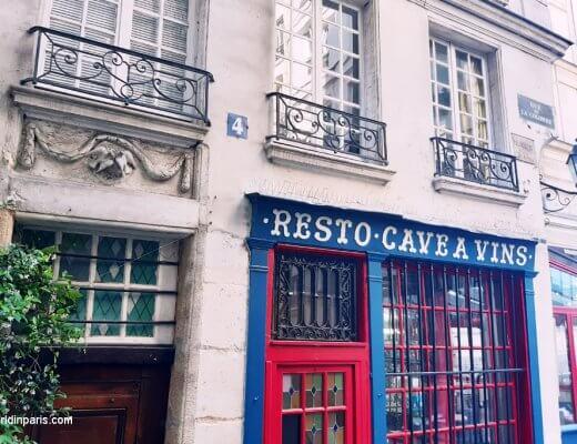 Maison de la Colombe - Paris