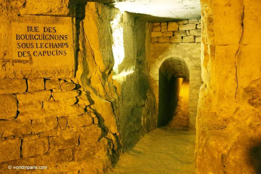 Carrières des Capucins Underground Tour