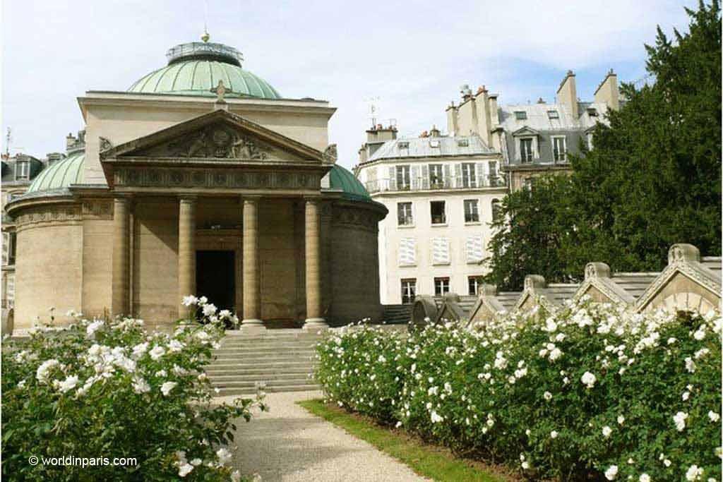 Chapelle Expiatoire - Paris