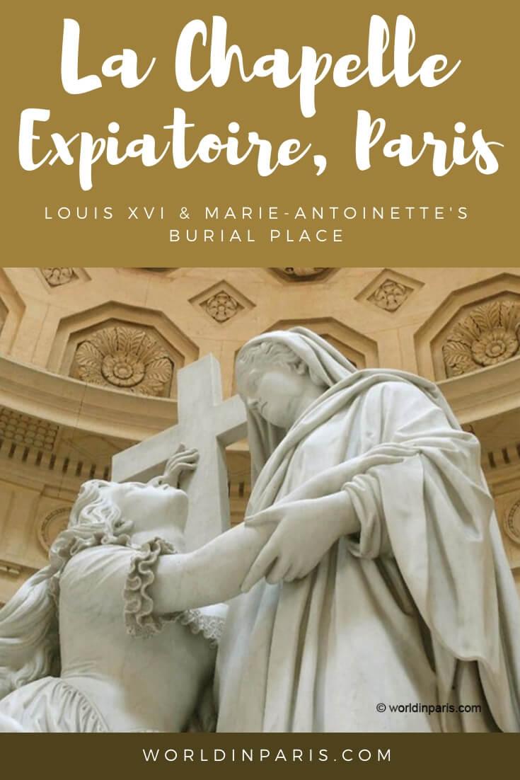 Paris - Chapelle Expiatoire
