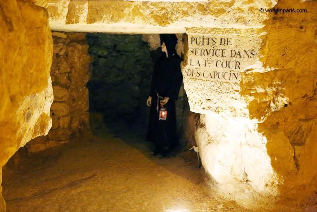 Inspection Well - Carrières des Capucins