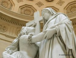 Marie Antoinette Soutenue par la Religion