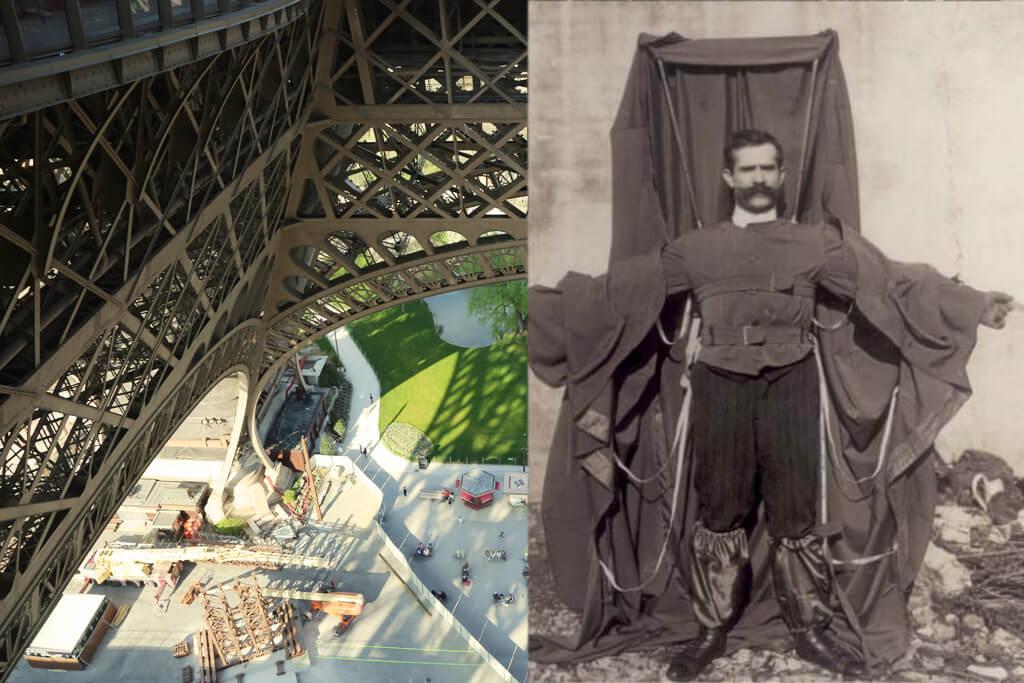 Eiffel Tower - Mortal Jump