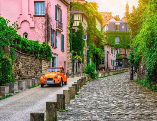 Old Street Montmartre