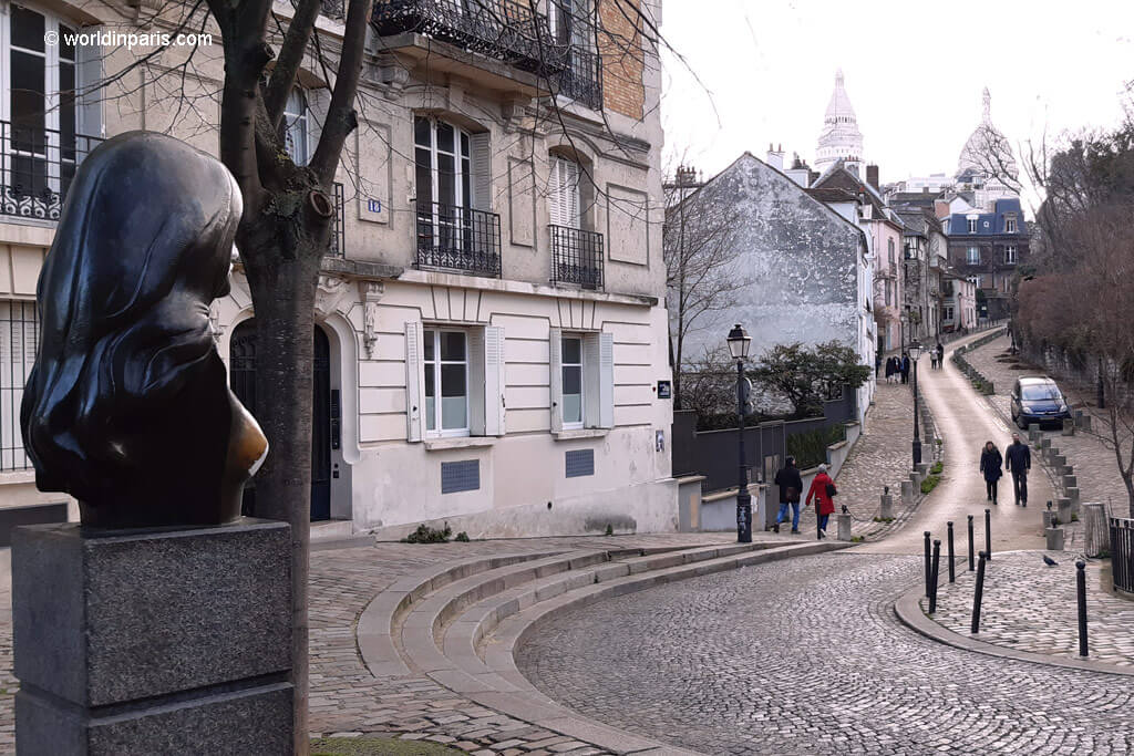 Place Dalida - Montmartre