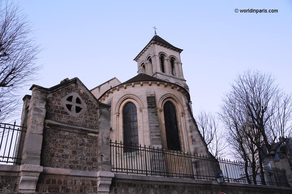 Saint-Pierre Church - Montmartre
