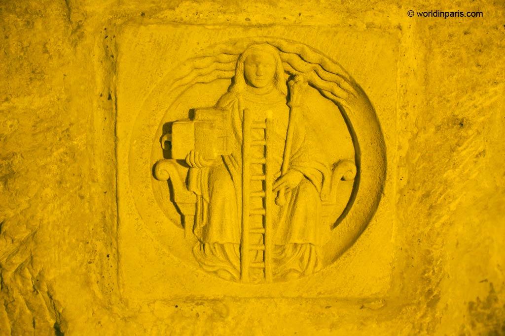 Scala Philosophorum - Carrières des Capucins