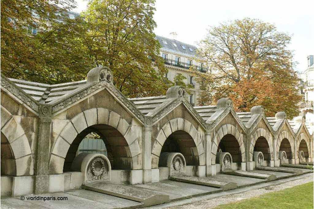 Swiss Guard's Tombs