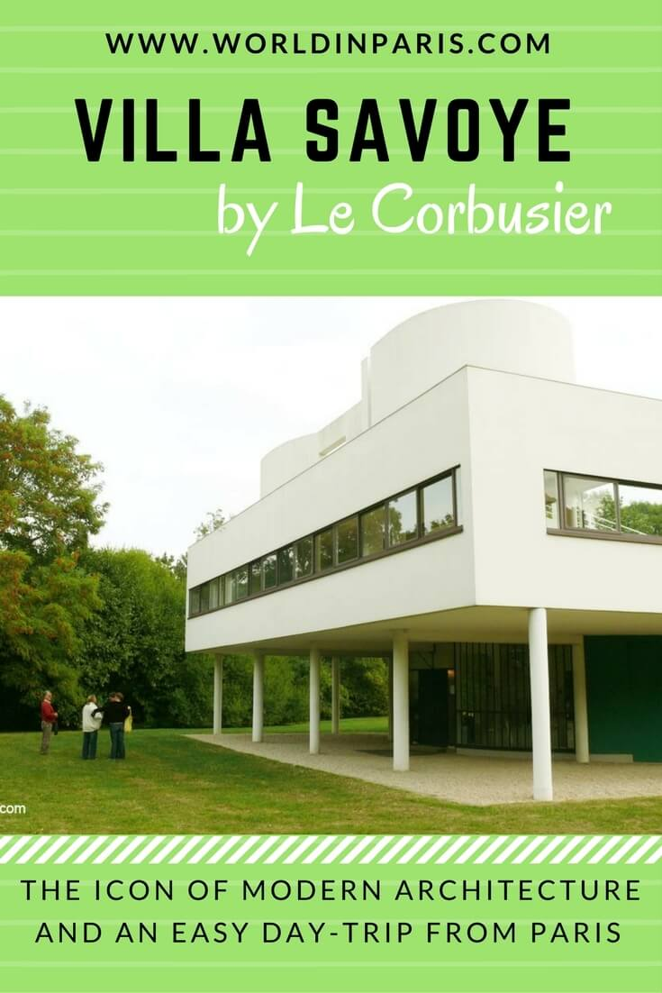 Villa Savoye - Poissy France