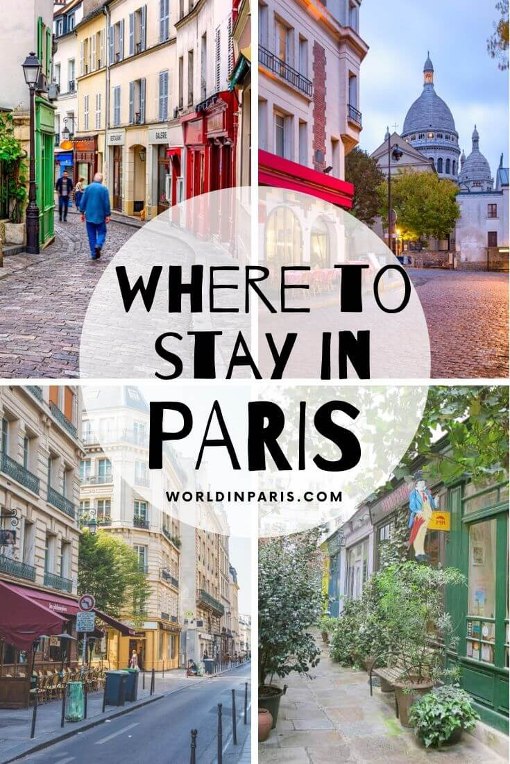 Best Arrondissements to Stay in Paris