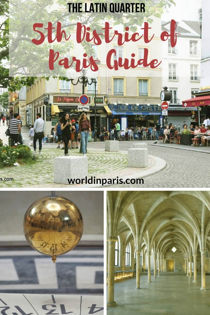 5th District of Paris Guide