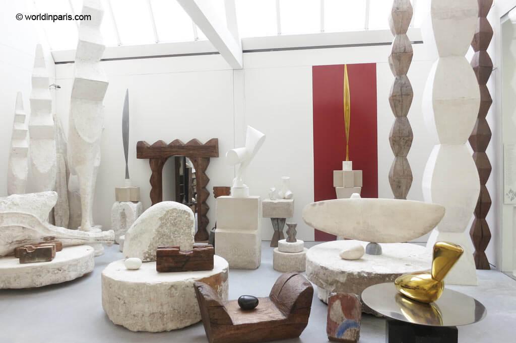 Atelier Brancusi - Paris