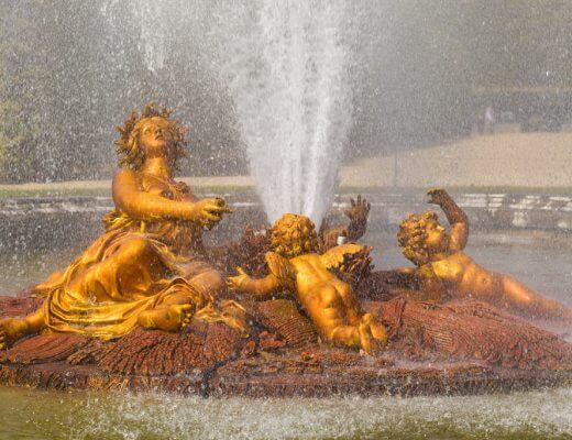 Ceres Fountain - Versailles