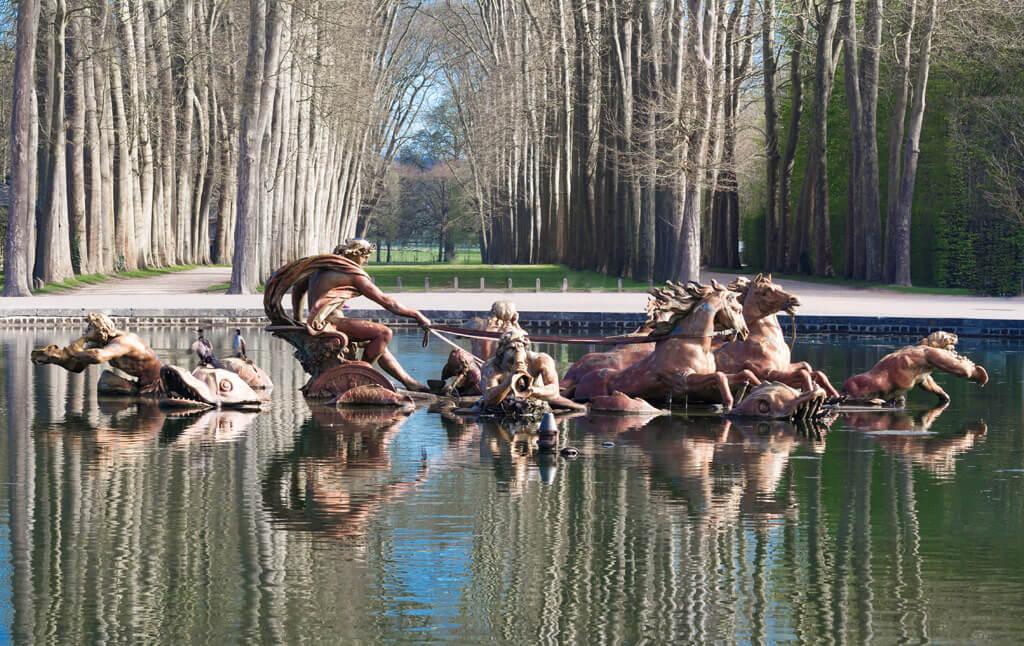 Apollo Fountain - Versailles