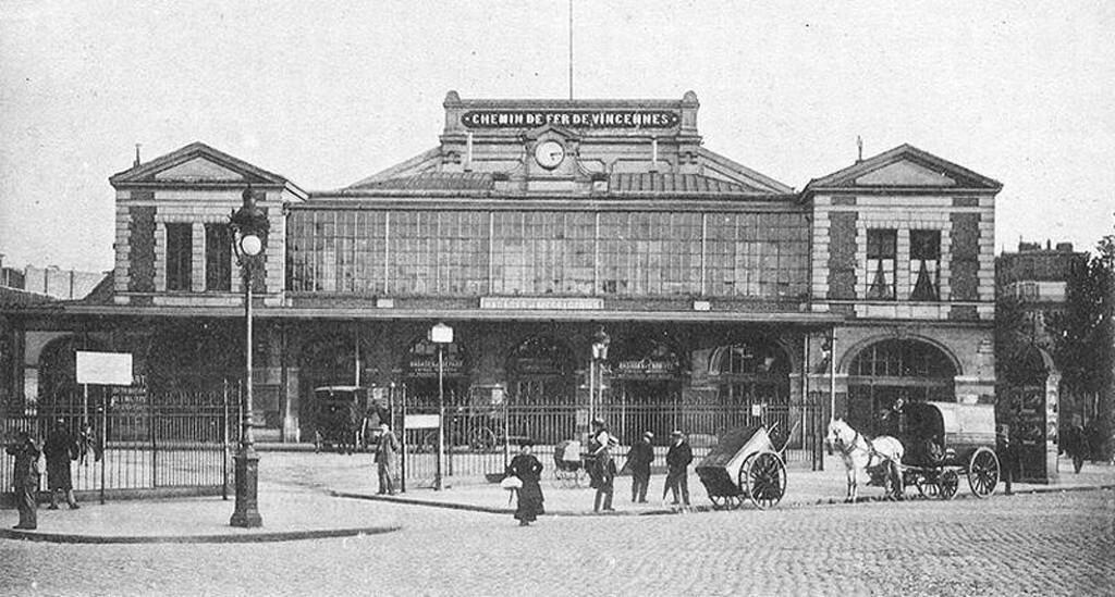 Gare de Bastille - Paris