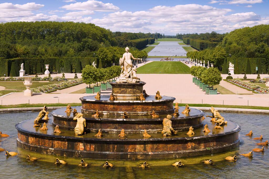 Grande Perspective - Versailles