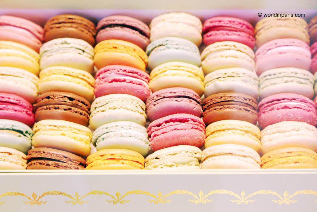 Macarons Ladurée Paris