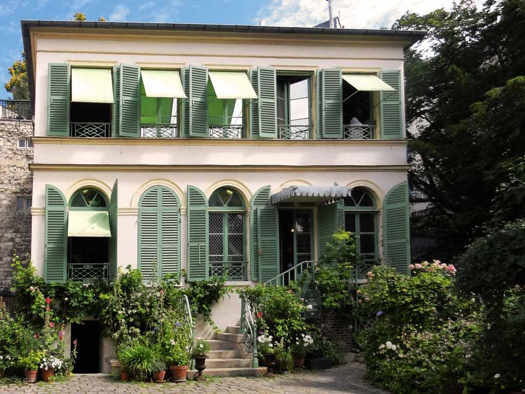 Musée Vie Romantique - Paris