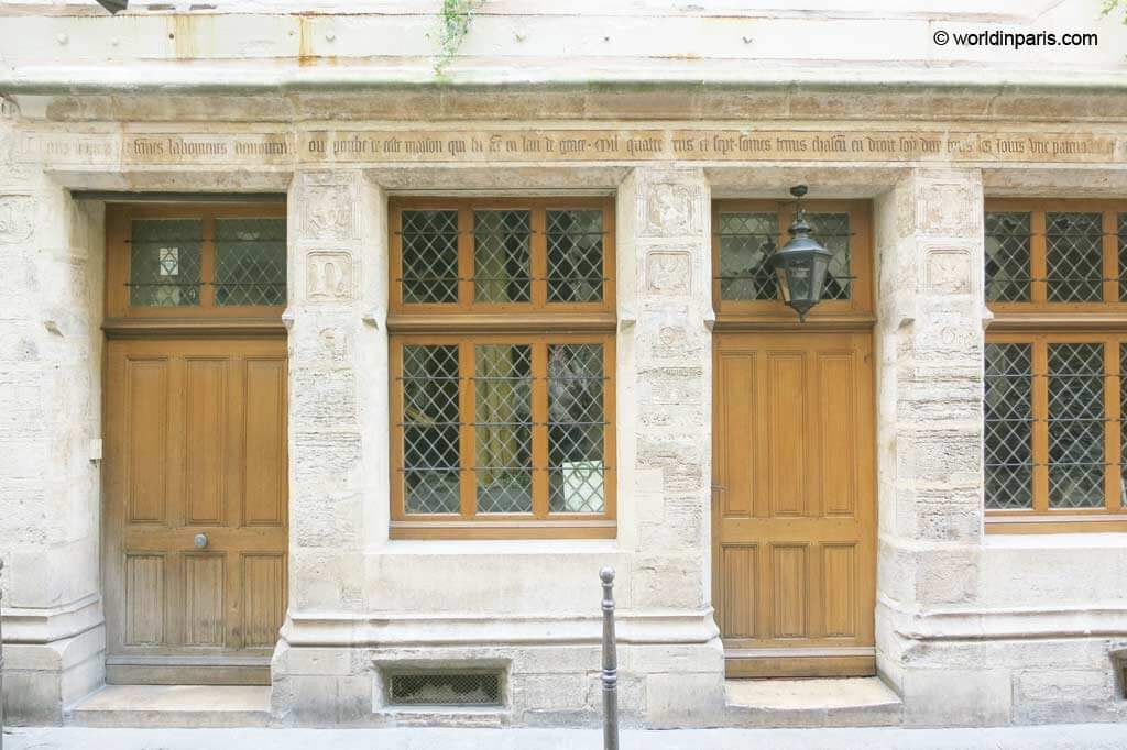 Nicolas Flamel's House - Paris