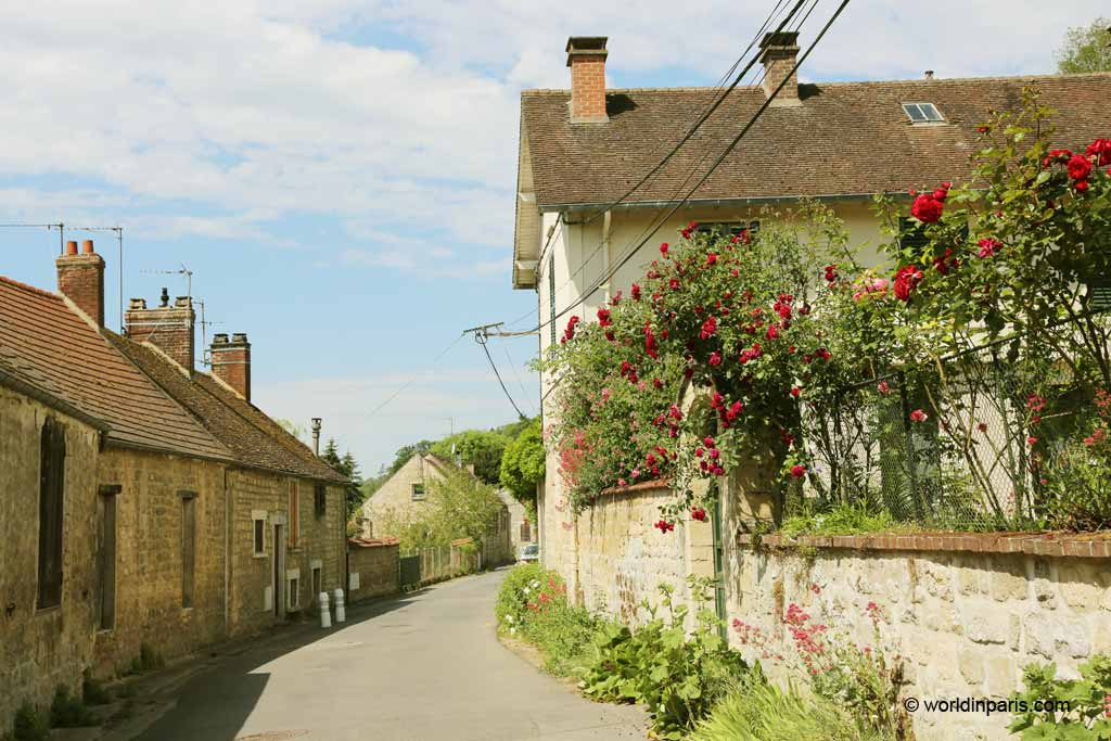The Painters' Pathway - Auvers-sur-Oise