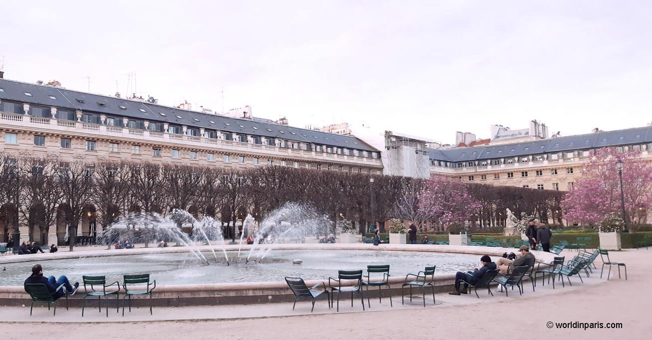 Palais Royal Spring