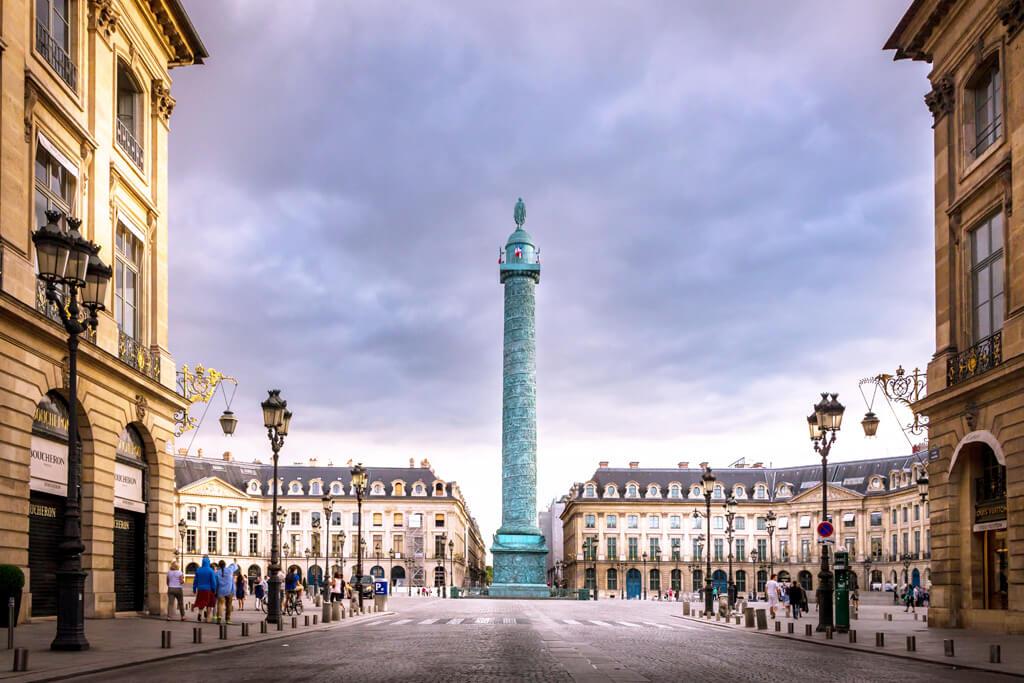 Place Vendôme - Paris