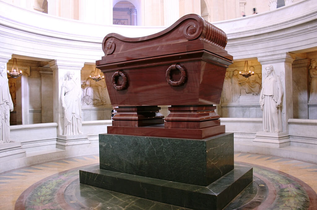 Tomb of Napoleon in Paris - Les Invalides
