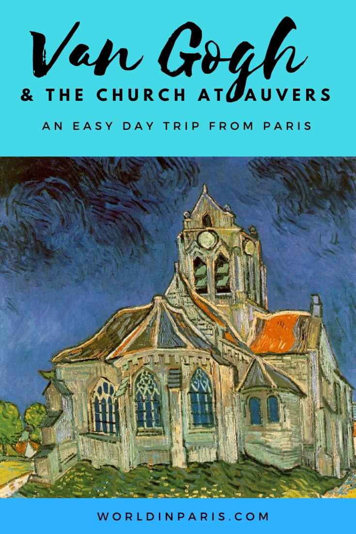 Van Gogh and the Church at Auvers