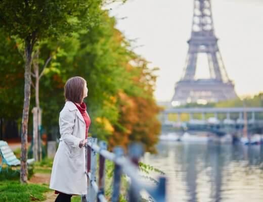 Paris without crowds