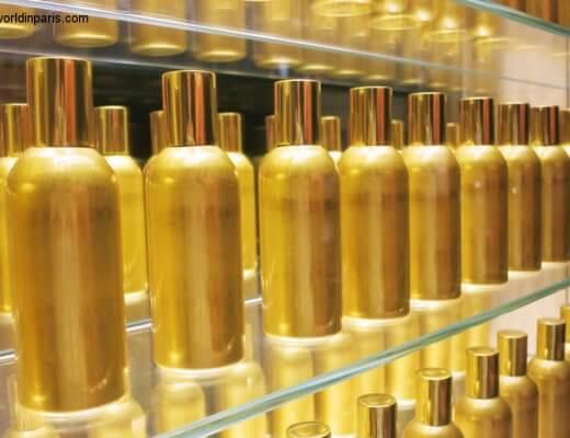 Fragonard's first perfume bottles