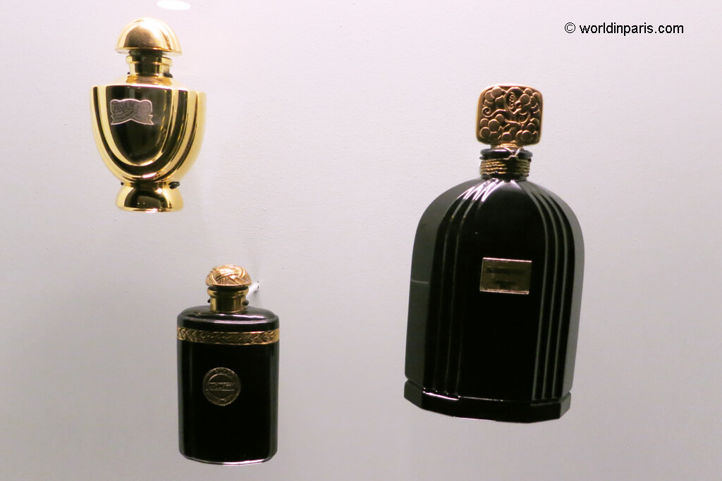 historic perfume bottles