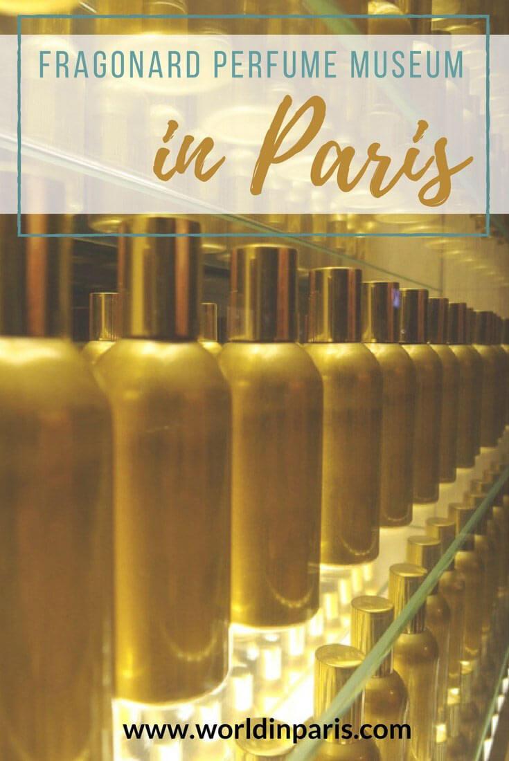 Paris Perfume Museum