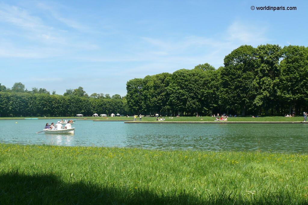 Grand Canal - Versailles