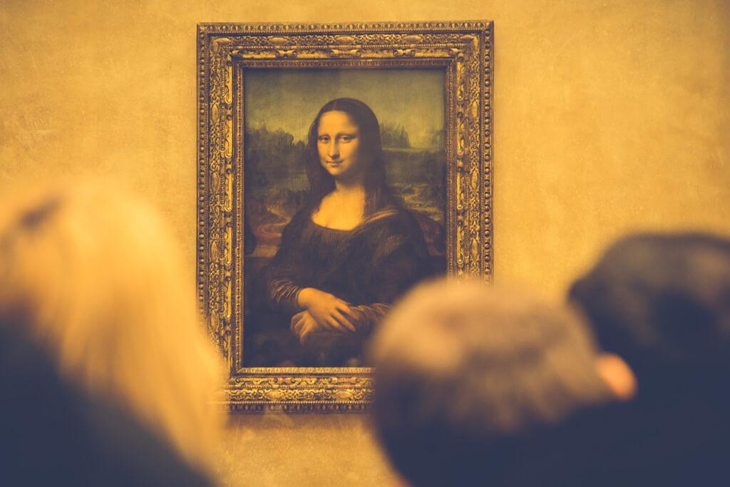 Joconde - Louvre Museum