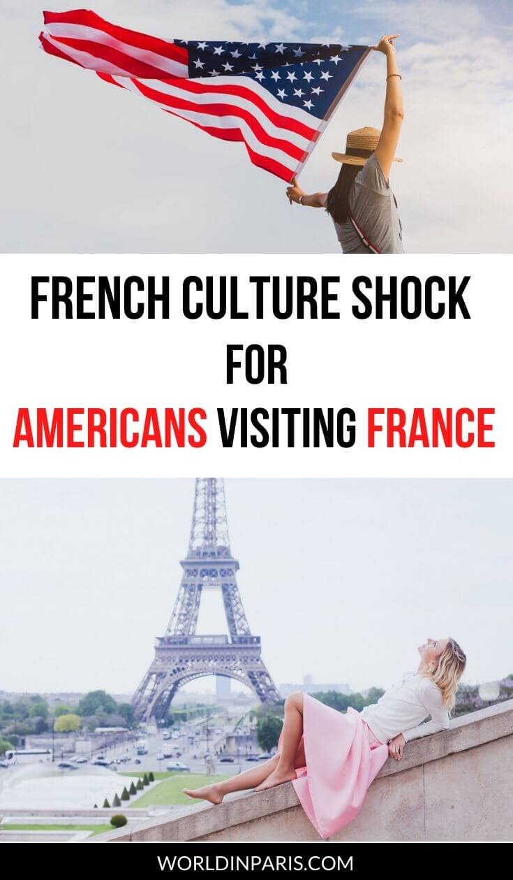 French Culture Shock for Americans Visiting France