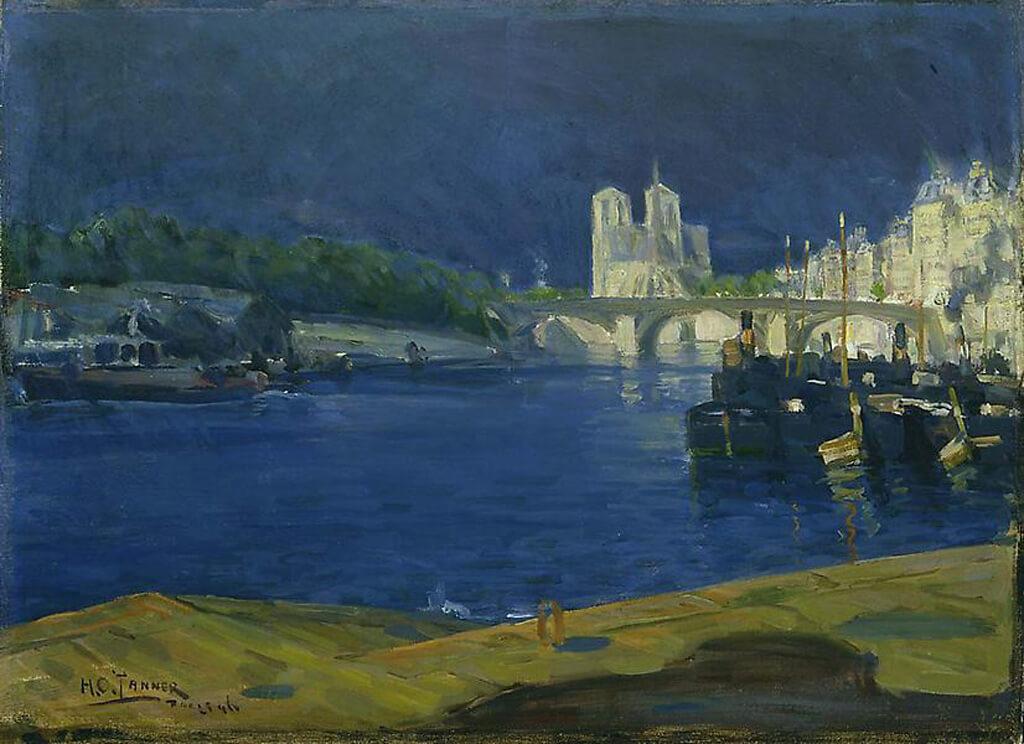 Henry Ossawa Tanner - Notre Dame